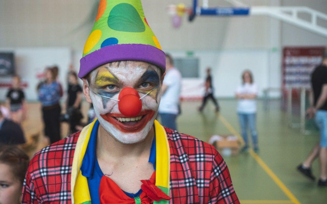 Profesjonalny Clowning