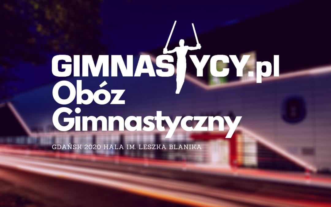 Obóz gimnastyczny dla wszystkich w Gdańsku